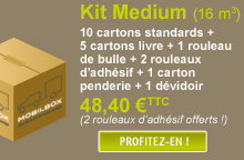Kit Cartons moyen